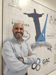 Rodrigo Miranda, diretor de operações da GAC Brasil